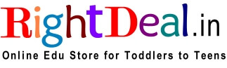 Rightdeal - Educational book store for Preschools and Primary schools in Kothrud