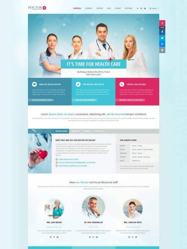 Medical Website Design - doctor2l alternative 3624669871 for doctor - Medical Website Design