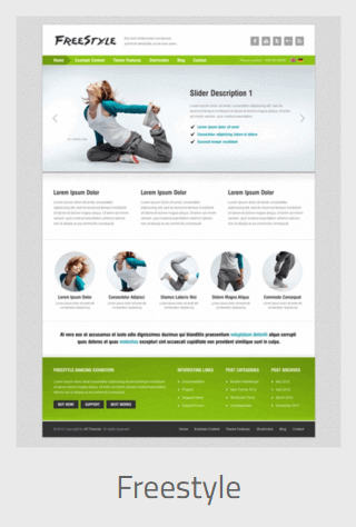 Website Development - freestyle - Website Development