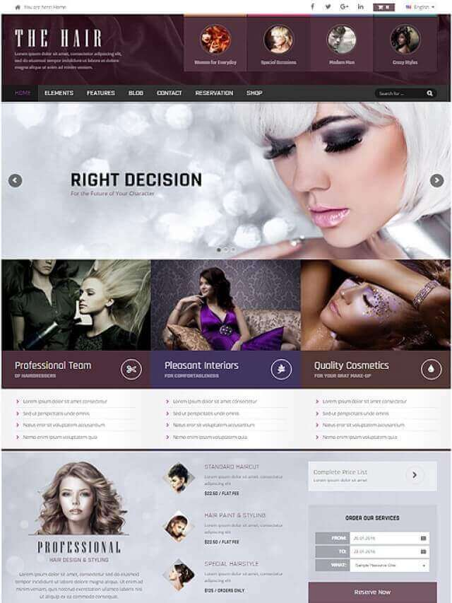Design for Hair Salons - hair alternative 2162014439 for hair salons - Design for Hair Salons