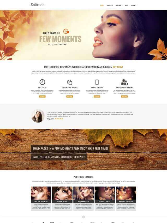 Responsive Multi-Purpose Design - homepage 3629266590 for spa - Responsive Multi-Purpose Design