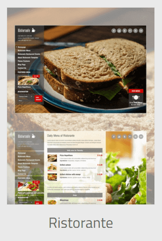 Website Development - ristorante - Website Development