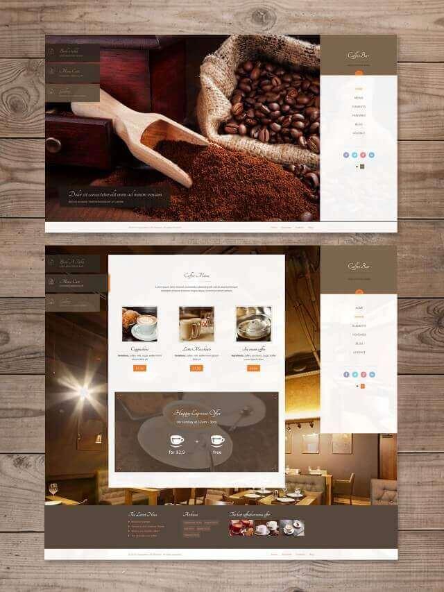 COFFEBAR FULLSCREEN DESIGN - screenshot 1280px 2317199169 for coffee bar - COFFEBAR FULLSCREEN DESIGN