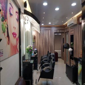 Full view of salon 300x300 - Hair, Skin Care Beauty Salon, Spa in Bavdhan, Pashan–Serene Salon-Gallery
