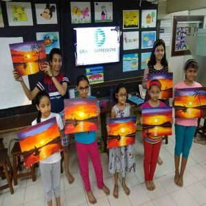Grafiti Expression Drawing Art classes for all age group 3 300x300 - Drawing, Art, Painting Classes / Institute in Aundh – Grafiti Expressions Gallery