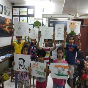 Painting Classes Grafiti Expression Drawing Art classes for all age group5 300x300 - Drawing, Art, Painting Classes / Institute in Aundh – Grafiti Expressions Gallery