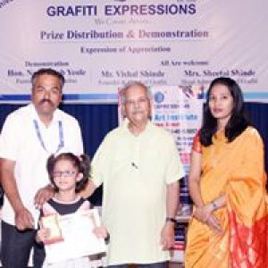 Prize Distribution Grafiti Expressions5 300x300 - Drawing, Art, Painting Classes / Institute in Bavdhan – Grafiti Expressions