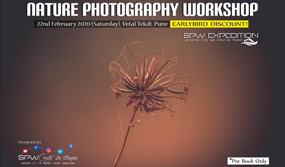 SPW Nature Photography Workshop - With SPW Expedition in Kothrud