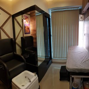 Salon Interior 300x300 - Hair, Skin Care Beauty Salon, Spa in Bavdhan, Pashan–Serene Salon-Gallery