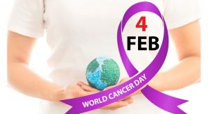 World Cancer day     Taking the Cancer fight head on 300x164 - World Cancer day – Taking the Cancer fight head-on