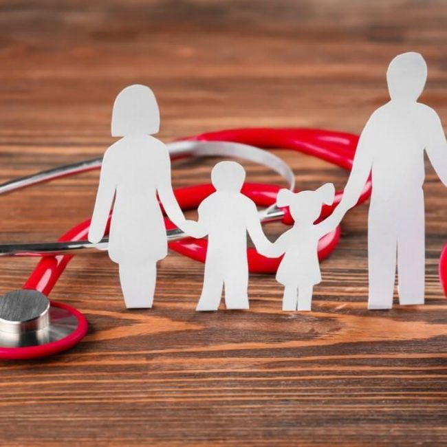 Covering your family under health plans is a must. Here's why