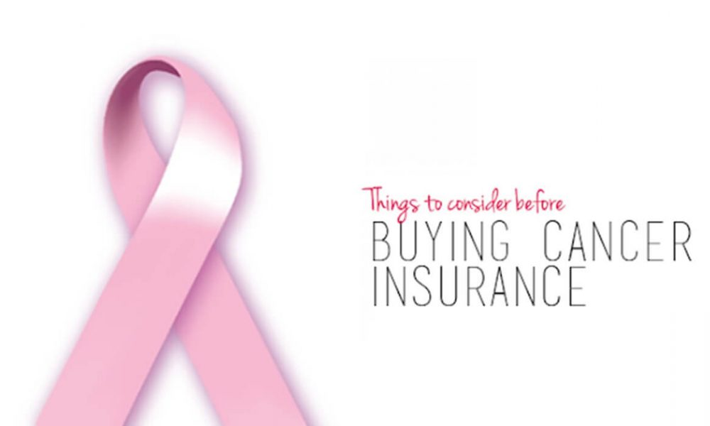 Important things to know about cancer insurance plans in India