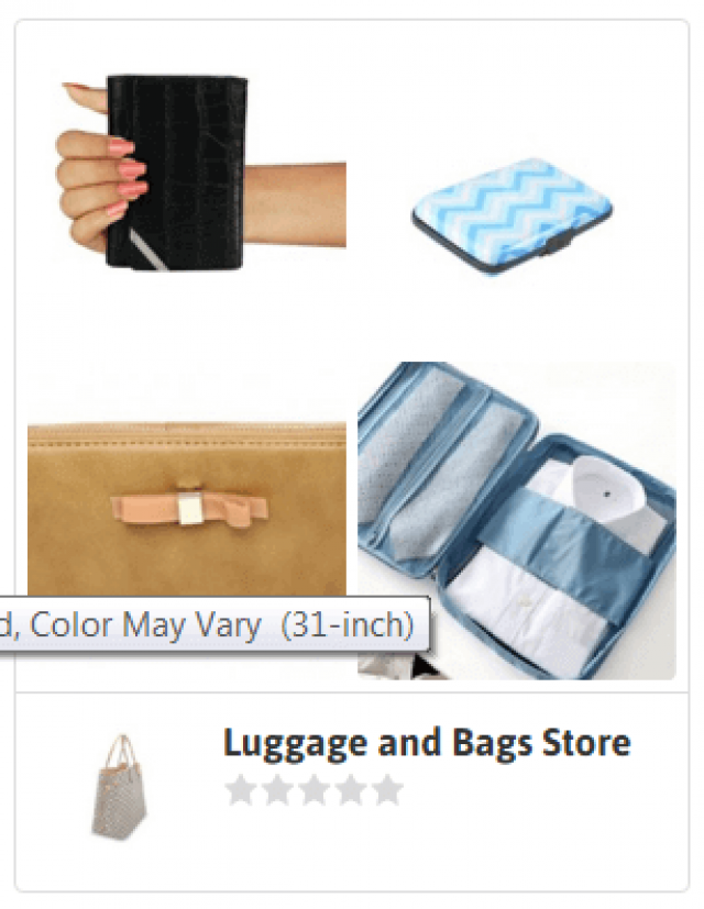 Luggage and Bags Store