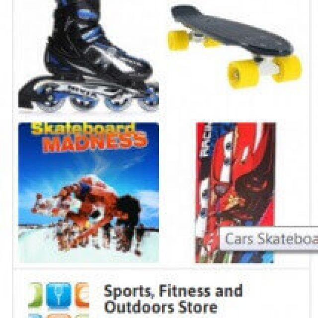 Sports, Fitness and Outdoors Store