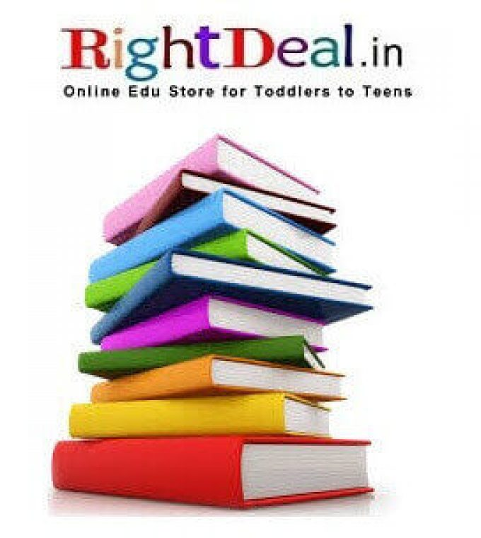 Online Educational Book Store For Preschool, Primary School Kids Kothrud – RightDeal.in