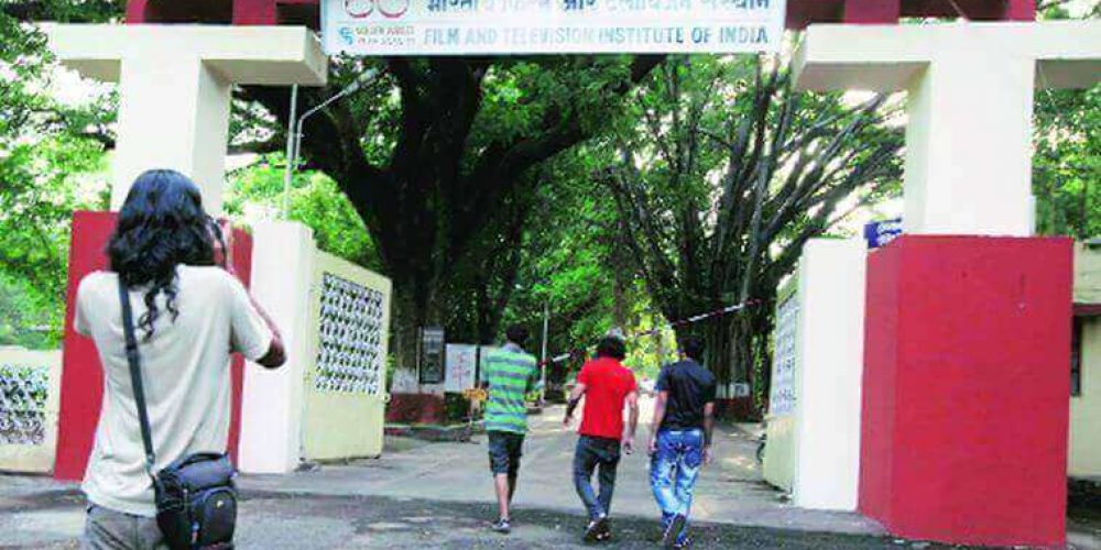 FTII to create 'mini film city' at its Kothrud campus for students