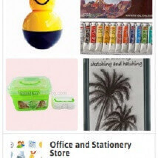 Office and Stationery Store